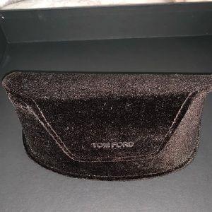 Tom Ford Sunglass Case